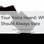 Getting Your Voice Heard: Why You Should Always Vote