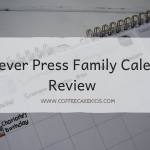 Boxclever Press Family Calendar| Review