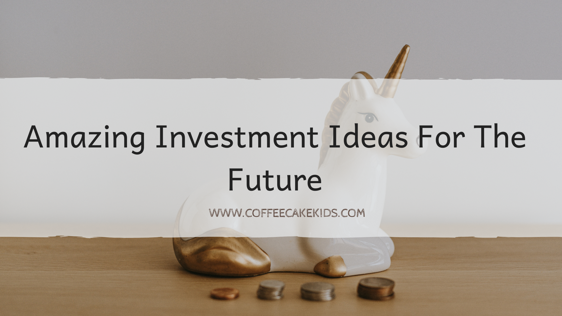 Amazing investments For The Future