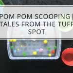 Pom Pom Scooping | Tales From The Tuff Spot