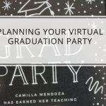 Planning Your Virtual Graduation Party