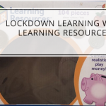 Lockdown Learning With Learning Resources