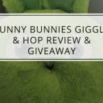 Sunny Bunnies Giggle and Hop Toy Review & Giveaway