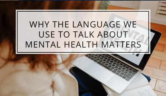 language mental health