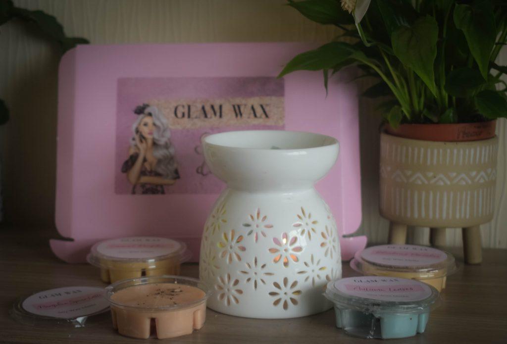 glam wax melt