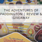 The Adventures of Paddington | Review & Giveaway